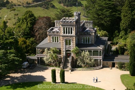 reflection;historic;historical;otago-peninsula;architecture;castles