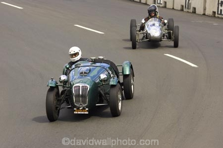 Auto Racing  Zealand on Mkii  1952   Classic Street Racing  Dunedin  South Island  New Zealand