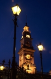 historical;architecture;light;lights;historic;clock-tower;night;display;time;belltower;chimes;city-clock;octagon