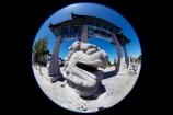 architecture;asian;asian-oriental;building;buildings;Chinese-Garden;Chinese-Gardens;Ching-Dynasty-Scholars-Garden;city-garden;city-gardens;council-gardens;Dunedin;Entrance-Gate;fish_eye;fish_eyes;fisheye;fisheyes;garden;lion-sculpture;N.Z.;New-Zealand;NZ;oriental;ornate;Otago;Pai-Lou-Gateway;S.I.;SI;South-Is;South-Is.;South-Island;wide-angle;wideangle