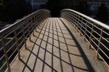 bridge;bridges;Dunedin;foot-bridge;foot-bridges;footbridge;footbridges;hand-rail;hand-rails;Leith-Stream;N.Z.;New-Zealand;NZ;Otago;Otago-University;pedestrian-bridge;pedestrian-bridges;S.I.;shadow;shadows;SI;South-Is;South-Island;Sth-Is;University-of-Otago;Water-of-Leith;Waters-of-Leith