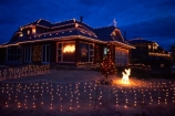 Christmas-Lights;Waldronville;Dunedin;house;houses;light;lights;xmas;fairy-lights;fairy