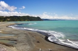 beach;beaches;coast;coastal;coastline;east-cape;Eastland;mouth-of-Motu-River;new-zealand;north-is.;north-island;ocean;oceans;sand;sandy;sea;shore;shoreline;surf;wave;waves