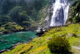 cascade;coast;coastal;coastline;falls;fiord;fiords;fjord;fjords;natural;nature;people;person;scene;scenic;sounds;south-west;te-wahipounamu-south_west-new;water-fall;waterfall;waterfall,-waterfalls,-falls,-c;waterfalls