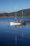 boat;boats;Fiordland;ketch;ketches;lake;Lake-Te-Anau;lakes;N.Z.;New-Zealand;NZ;pleasure-boat;pleasure-boats;S.I.;SI;South-Island;Southland;Te-Anau;yacht;yachts