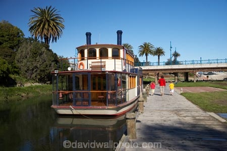 River Queen Paddle Steamer Riverside Park Taylor Blenheim