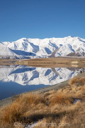 calm;Canterbury;Canterbury-Foothills;cold;Hakatere-Conservation-Park;lake;Lake-Heron;lakes;Mid-Canterbury;N.Z.;New-Zealand;NZ;placid;quiet;reflection;reflections;S.I.;season;seasonal;seasons;serene;SI;smooth;snow;snowy;South-Is;South-Island;still;Taylor-Range;tranquil;tussock;tussocks;water;white;winter;wintery