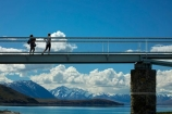 Aotearoa;bridge;bridges;Canterbury;foot-bridge;foot-bridges;footbridge;footbridges;lake;Lake-Tekapo;Lake-Tekapo-outlet;lakes;Mackenzie-Country;Mackenzie-District;Mackenzie-Region;N.Z.;New-Zealand;NZ;pedestrian-bridge;pedestrian-bridges;people;person;South-Canterbury;South-Is;South-Island;Sth-Is;Tekapo;Tekapo-outlet;tourism;tourist;tourists