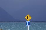approaching-storm;black-cloud;black-clouds;Canterbury;cloud;cloudy;dark-cloud;dark-clouds;lake;Lake-Ohau;lakes;Mackenzie-Country;N.Z.;narrow-bridge-sign;narrow-bridge-signs;New-Zealand;NZ;one-lane-bridge-sign;one-lane-bridge-signs;rain-cloud;rain-storm;rain-storms;raod-sign;road-signs;SI;sign;signs;South-Canterbury;South-Island;storm;storms;stormy;warning-sign;warning-signs;weather;yellow