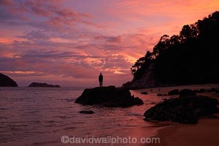 Abel-Tasman;Abel-Tasman-N.P.;Abel-Tasman-National-Park;Abel-Tasman-NP;Adele-Is;Adele-Island;Astrolabe-Roadstead;beach;beaches;coast;coastal;coastline;coastlines;coasts;dusk;evening;model-release;model-released;MR;N.Z.;national-park;national-parks;Nelson-Region;New-Zealand;night;night_time;nightfall;NZ;Observation-Beach;ocean;oceans;people;person;S.I.;sea;seas;shore;shoreline;shorelines;shores;silhouette;silhouettes;South-Is;South-Island;Sth-Is;sunset;sunsets;Tasman-Bay;Tasman-District;tourist;tourists;twilight;water