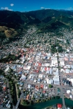 city;cities;aerial;aerials;sea;ocean;maitai-river;rivers;trafalgar-street;st;cbd;central-business-district;nelson;south-island;bryant-range