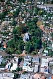 Christ-Church-Cathedral;Nelson-City;church;churches;religion;religions;aerial;aerials;nelson;south-island;cathedrals;trees;historic;historical;trafalgar-street