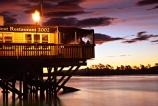 bay;Boat-Shed;cafe;cafes;coast;coastal;coastline;dine;dining;dinner;dusk;eat;evening;food;lunch;Nelson;night-night-time;ocean;restaurant;restaurants;sea;seafood;shore;shoreline;skies;sky;tasman-bay;The-Boat-Shed-Restaurant;twilight;waterfront