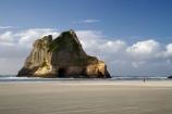 Archway-Is;Archway-Is.;Archway-Island;Archway-Islands;beach;beaches;coast;coastal;coastline;geological;geology;hike;hiker;hikers;hiking;N.Z.;Nelson-Region;New-Zealand;North-West-Nelson-Region;NZ;rock;rock-formation;rock-formations;rock-outcrop;rock-outcrops;rock-tor;rock-torr;rock-torrs;rock-tors;rocks;S.I.;sand;sandy;shore;shoreline;SI;South-Is.;South-Island;stone;Tasman-Sea;tramp;tramper;trampers;tramping;trek;treker;trekers;treking;trekker;trekkers;trekking;walk;walker;walkers;walking;Wharariki-Beach