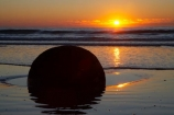 beach;beaches;boulder;break-of-day;calm;coast;coastal;coastline;coastlines;coasts;concretion;dawn;dawning;daybreak;first-light;formation;geological;geology;marble;marbles;Moeraki;Moeraki-Boulder;Moeraki-Boulders;morning;N.Z.;New-Zealand;North-Otago;NZ;ocean;orange;Otago;placid;quiet;reflection;reflections;rock;rocks;round;S.I.;sand;sea;sedementary;serene;shore;shoreline;shorelines;shores;SI;smooth;South-Island;sphere;still;sunrise;sunrises;sunup;tranquil;twilight;Waikati-District;Waitaki-District;water