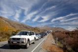Gibbston-Valley;line;N.Z.;Nevis-Bluff;New-Zealand;NZ;Otago;queue;road-works;S.I.;SI;South-Is;South-Is.;South-Island;Southern-Lakes;Southern-Lakes-District;Southern-Lakes-Region;state-highway-6;state-highway-six;traffic-queue;traffic-queues;Traffic-waiting