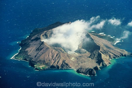 volcano;volcanoes;volcanic;craters;thermal;mountain;mountains;ash;lava;scoria;steam;vent;islands;sea;ocean;water