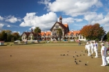 Bath-House;Bay-of-Plenty-region;bowlers;bowls;building;buildings;elder;elderly;game;games;Government-Gardens;heritage;historic;historic-building;historic-buildings;historical;historical-building;historical-buildings;history;Lawn-Bowls;leisure;mock-tudor;N.I.;N.Z.;New-Zealand;NI;North-Island;NZ;oap;old;old-age-pensioner;old-age-pensioners;relaxation;relaxing;retired;Rotorua;sport;sports;tradition;traditional;tudor