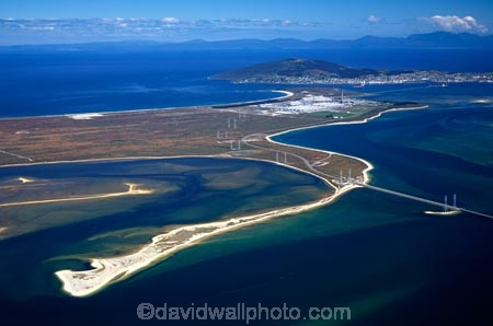 harbour;harbours;harbor;harbors;port;ports;wharf;wharves;wharfs;dock;docks;dockside;southern;south;foveaux;strait;tiwai;point;aluminium;smelter;comalco;invercargill;causeway;factory;factories;industry;industrial;aerials