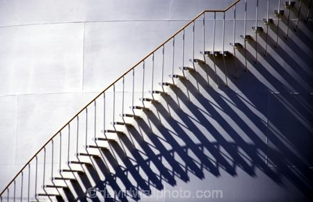 access;ascend;ascending;bulk;descend;descending;fuel;handrail;look-up;oil;petroeum;rail;silo;spiral;staircase;stairs;step;storage;tanks;up