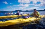 blue;canoe;canoeing;canoes;kayak;kayaks;ocean;paddle;paddling;patterson;sea;yellow