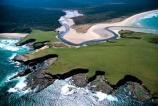 bay;beach;beaches;coast;coastal;coastline;color;colour;farmland;marine;New-Zealand;ocean;Pacific;rugged;rural;sand;sandy;sea;shore;shoreline;Southern-Scenic-Route;wave;waves
