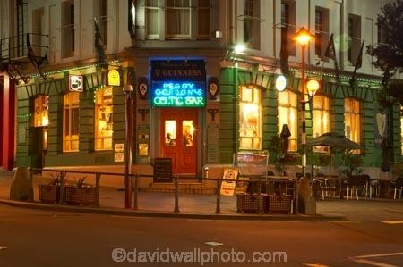 Peggy Gordons Celtic Bar, New Plymouth, Taranaki, North Island, New ...