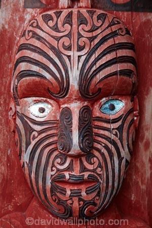 Maori Carving Te Parapara Garden Hamilton Gardens