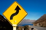 road-sign;sign;yellow;diamond-shape;road-curves;windy-road;windy-roads;bend;bends
