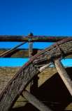 cart-wheel;cartwheel;fence;goldrush;historic;history;relic;rim;spokes;wheel;wooden;wooden-wheel;wreck