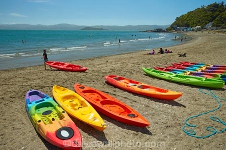 adventure;adventure-tourism;beach;beaches;boat;boats;canoe;canoeing;canoes;colorful;colourful;Days-Bay;Days-Bay-Beach;Eastbourne;hot;kayak;kayaker;kayaking;kayaks;N.I.;N.Z.;New-Zealand;NI;North-Is;North-Island;NZ;sea-kayak;sea-kayaking;sea-kayaks;summer;summer_time;summertime;tourism;vacation;vacations;water;Wellington;Wellington-Harbor;Wellington-Harbour