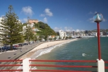 beach;beaches;capital;capitals;Catholic-Church-Monastery-of-St-Gerard;coast;coastal;coastline;coastlines;coasts;foreshore;harbor;harbors;harbour;harbours;Lambton-Harbour;Monastery-of-St-Gerard;N.I.;N.Z.;New-Zealand;NI;North-Is;North-Island;NZ;ocean;oceans;Oriental-Bay;Oriental-Parade;Port-Nicholson;sand;sandy;sea;seas;shore;shoreline;shorelines;shores;St-Gerards-Monastery;water;waterfront;wave;waves;Wellington;Wellington-Harbour