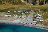 aerial;aerial-image;aerial-images;aerial-photo;aerial-photograph;aerial-photographs;aerial-photography;aerial-photos;aerial-view;aerial-views;aerials;batch;batches;coast;coastal;coastline;coastlines;coasts;Cook-Strait;crib;cribs;fishing-hut;fishing-huts;holiday-houses;Makara-Beach;N.I.;N.Z.;New-Zealand;NI;North-Is;North-Island;NZ;Ohariu-Bay;sea;seas;shore;shoreline;shorelines;shores;water;Wellington