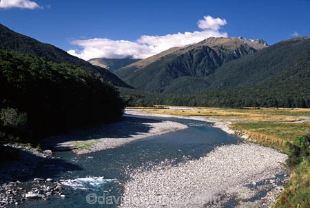 alps;divide;gravel;haast-pass;main;main-divide;mountaineous;mountains;pass;passes;riverbeds;rivers;southern