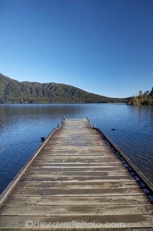 Hans-Bay;jetties;jetty;lake;Lake-Kaniere;lakes;N.Z.;New-Zealand;NZ;pier;piers;S.I.;SI;South-Is.;South-Island;water;waterside;Wesl-Coast;Westland