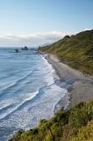 beach;beaches;coast;coastal;coastline;coastlines;coasts;N.Z.;New-Zealand;NZ;ocean;oceans;S.I.;sand;sandy;sea;seas;shore;shoreline;shorelines;shores;SI;South-Island;surf;Tasman-Sea;water;wave;waves;West-Coast;Westland