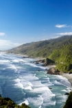 bay;bays;beach;beaches;coast;coastal;coastline;Irimahuwhero-Viewpoint;meybille-bay;new-zealand;ocean;Paparoa-National-Park;sand;sea;shore;shoreline;South-Island;surf;Tasman-sea;waves;West-Coast;westland