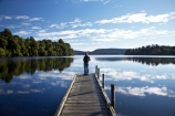 calm;female;jetties;jetty;lake;Lake-Mapourika;lakes;N.Z.;New-Zealand;NZ;people;person;pier;piers;placid;quiet;reflection;reflections;S.I.;serene;SI;smooth;South-Is.;South-Island;South-West-New-Zealand-World-Heritage-Area;still;Te-Poutini-National-Park;Te-Wahipounamu;tourist;tourists;tranquil;water;waterside;West-Coast;Westland;Westland-National-Park;wharf;wharfes;wharves;woman;World-Heritage-Area
