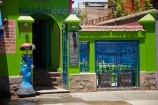 architectural;architecture;bar;Barrio-Bellavista;bars;Bellavista;bright-green;cafe;cafes;calle-Dardignac;capital-cities;capital-city;Capital-of-Chile;Chile;colorful;colourful;comidas-y-bebidas-de-Mexico;Dardignac-St;footpath;footpaths;green;La-Mordida-Mexican-Bar-and-Restaurant;La-Mordida-Restaurant;La-Mordida-Restaurante;restaurant;restaurante;restaurants;Santiago;sidewalk;sidewalks;South-America;Sth-America;street;street-scene;street-scenes;streets;tavern;taverns
