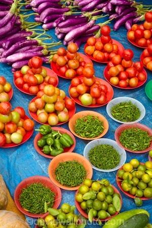 aubergine;aubergines;brinjal;brinjals;chile;chiles;colorful;colourful;commerce;commercial;Coral-Coast;cucumber;cucumbers;eggplant;eggplants;Fij;Fiji;Fiji-Islands;food;food-market;food-markets;food-stall;food-stalls;fruit;fruit-and-vegetables;fruit-market;fruit-markets;guinea-squash;guinea-squashes;lime;limes;market;market-place;market_place;marketplace;markets;melongene;melongenes;Pacific;produce;produce-market;produce-markets;product;products;purple;retail;retailer;retailers;shop;shopping;shops;Sigatoka;Sigatoka-Market;Sigatoka-Markets;Sigatoka-Produce-Market;Sigatoka-Produce-Markets;Solanum-melongena;South-Pacific;stall;stalls;steet-scene;street-scenes;tomato;tomatoes;violet;Viti-Levu
