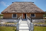 architecture;Fij;Fiji-Islands;Fijian-village;Fijian-villages;island;islands;Malolo-Is;Malolo-Island;Mamanuca-Is;Mamanuca-Islands;Mamanucas;meeting-house;meeting-houses;Pacific;Shell-Village;Shell-Village-trip;Solevu;Solevu-Village;South-Pacific;thatch;thatched-roof;thatching;traditional-house;traditional-houses;village;villages