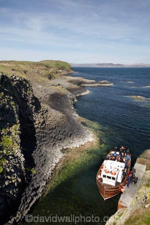 Argyll-and-Bute;basalt-column;basalt-columns;basalt-formation;basalt-formations;basaltic-lava;boat;boats;Britain;columnar-basalt;columnar-jointed-basalt;cruise;cruises;extrusive-volcanic-rock;formations;G.B.;GB;geological;geology;Great-Britain;hexagonal-basalt-columns;hexagonally-jointed-basalt-columns;Highlands;Inner-Hebrides;Iolaire-of-Iona;Island-of-Mull;Island-of-Staffa;Isle-of-Mull;Isle-of-Staffa;lava-column;lava-columns;Mull;Mull-Island;National-Nature-Reserve;people;person;pleasure-boats;polygonal;rock;rock-column;rock-columns;rock-formation;rock-formations;rock-outcrop;rock-outcrops;rocks;Scotland;Scottish-Highlands;Stafa;Staffa;Staffa-Island;stone;tour-boat;tour-boats;tourism;tourist;tourist-boat;tourist-boats;tourists;U.K.;UK;United-Kingdom;volcanic-column;volcanic-columns;volcanic-formation;volcanic-formations;volcanic-rock;water;wooden-boat;wooden-boats