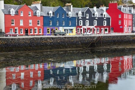 Argyll-and-Bute;Britain;calm;G.B.;GB;Great-Britain;Highlands;Inner-Hebrides;Island-of-Mull;Isle-of-Mull;Main-Street;Mull;Mull-Island;placid;quiet;reflection;reflections;Scotland;Scottish-Highlands;serene;smooth;Sound-of-Mull;still;terrace-house;terrace-houses;terraced-house;terraced-houses;Tobermory;Tobermory-Bay;Tobermory-Harbour;Tobermory-Waterfront;tranquil;U.K.;UK;United-Kingdom;water;waterfront