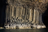 An-Uamh-Bhin;Argyll-and-Bute;basalt-column;basalt-columns;basalt-formation;basalt-formations;basaltic-lava;bluff;bluffs;Britain;cave;cavern;caverns;caves;cliff;cliffs;coast;coastal;coastline;coastlines;coasts;columnar-basalt;columnar-jointed-basalt;extrusive-volcanic-rock;Fingal-Cave;Fingals-Cave;Fingals-Cave;formations;G.B.;GB;geological;geology;Great-Britain;grotto;grottos;hexagonal-basalt-columns;hexagonally-jointed-basalt-columns;Highlands;Inner-Hebrides;Island-of-Mull;Island-of-Staffa;Isle-of-Mull;Isle-of-Staffa;lava-column;lava-columns;littoral-cave;littoral-caves;Mull;Mull-Island;National-Nature-Reserve;polygonal;roch-arches;rock;rock-arch;rock-column;rock-columns;rock-formation;rock-formations;rock-outcrop;rock-outcrops;rocks;Scotland;Scottish-Highlands;sea-cave;sea-caves;sea-cliff;sea-cliffs;Stafa;Staffa;Staffa-Island;stone;U.K.;UK;United-Kingdom;volcanic-column;volcanic-columns;volcanic-formation;volcanic-formations;volcanic-rock