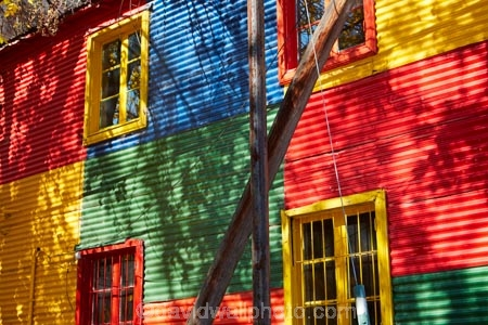 Argentina;Argentine-Republic;B.A.;BA;Boca;Buenos-Aires;colorful;colourful;corrugated-iron;corrugated-iron-buildings;corrugated-metal;corrugated-steel;La-Boca;La-Boca-Barrio;Latin-America;primary-color;primary-colors;primary-colour;primary-colours;roofing-iron;roofing-metal;South-America;Sth-America;window;windows;zincalume