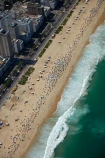 aerial;aerial-image;aerial-images;aerial-photo;aerial-photograph;aerial-photographs;aerial-photography;aerial-photos;aerial-view;aerial-views;aerials;Atlantic-Ocean;beach;beach-umbrellas;beaches;Brasil;Brazil;Brazilians;coast;coastal;coastline;coastlines;Ipanema;Ipanema-Beach;Latin-America;people;Rio;Rio-de-Janeiro;sand;sandy;sea;seas;shore;shoreline;shorelines;shores;South-America;Sth-America;sun-umbrellas;tourism;travel;water