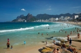 Atlantic-Ocean;beach;beaches;Brasil;Brazil;Brazilian;Brazilians;carioca;cariocas;coast;coastal;coastline;coastlines;crowd;crowds;Ipanema;Ipanema-Beach;Latin-America;ocean;oceans;people;person;Ponta-do-Arpoador;Rio;Rio-de-Janeiro;sand;sandy;sea;seas;shore;shoreline;shorelines;shores;South-America;Sth-America;sunbather;sunbathers;sunbathing;surf;swimmer;swimmers;swimming;water;wave;waves