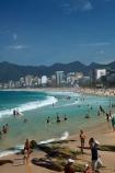 Atlantic-Ocean;beach;beaches;Brasil;Brazil;Brazilian;Brazilians;carioca;cariocas;coast;coastal;coastline;coastlines;crowd;crowds;Ipanema;Ipanema-Beach;Latin-America;ocean;oceans;people;person;Ponta-do-Arpoador;Rio;Rio-de-Janeiro;sand;sandy;sea;seas;shore;shoreline;shorelines;shores;South-America;Sth-America;sunbather;sunbathers;sunbathing;surf;swimmer;swimmers;swimming;water;wave;waves