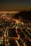 capital-cities;capital-city;Capital-of-Chile;car;car-lights;cars;Cerro-San-Cristobal;Chile;Costanera-Center-Torre-2;dark;dusk;evening;Gran-Torre-Santiago;Great-Santiago-Tower;Latin-America;light;light-trails;lighting;lights;long-exposure;Mapocho-River;night;night-time;night_time;observation-deck;observation-decks;Providencia;San-Cristóbal-Hill;Santiago;Santiago-de-Chile;Sky-Costanera;South-America;Sth-America;tail-light;tail-lights;tail_light;tail_lights;The-Americas;time-exposure;time-exposures;time_exposure;Torre-Gran-Costanera;traffic;twilight