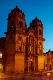 basilica;basilicas;bell-tower;bell-towers;bell_tower;bell_towers;belltower;belltowers;building;buildings;catedral;cathedral;cathedrals;christian;christianity;church;Church-of-the-Society-of-Jesus;churches;colonial-baroque-architecture;colonial-baroque-style;Cusco;Cuzco;dark;dusk;evening;faith;heritage;historic;historic-building;historic-buildings;historical;historical-building;historical-buildings;history;Iglesia-de-la-Compania;Iglesia-De-La-Compania-De-Jesus;Iglesia-de-la-Compañía;Iglesia-de-la-Compañía-de-Jesús;Jesuit-church;Jesuit-churches;Latin-America;light;lighting;lights;night;night-time;night_time;old;Parade-Square;Peru;place-of-worship;places-of-worship;plaza;Plaza-de-Armas;Plaza-Mayor;Plaza-Mayor-del-Cusco;Plaza-Mayor-del-Cuzco;plazas;religion;religions;religious;Republic-of-Peru;South-America;Square-of-the-Warrior;Sth-America;stone-building;stone-buildings;tourism;tradition;traditional;travel;twilight;UN-world-heritage-area;UN-world-heritage-site;UNESCO-World-Heritage-area;UNESCO-World-Heritage-Site;united-nations-world-heritage-area;united-nations-world-heritage-site;Weapons-Square;world-heritage;world-heritage-area;world-heritage-areas;World-Heritage-Park;World-Heritage-site;World-Heritage-Sites